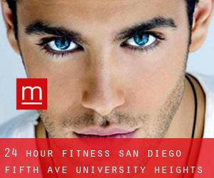 24 Hour Fitness, San Diego, Fifth Ave. (University Heights)