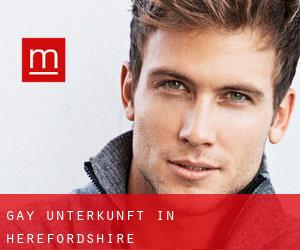 Gay Unterkunft in Herefordshire