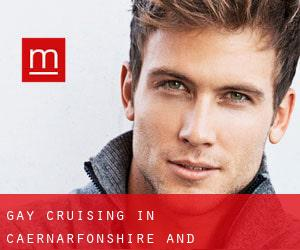 Gay cruising in Caernarfonshire and Merionethshire