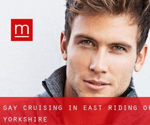 Gay cruising in East Riding of Yorkshire