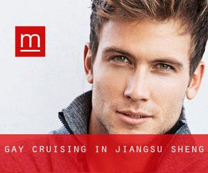 Gay cruising in Jiangsu Sheng