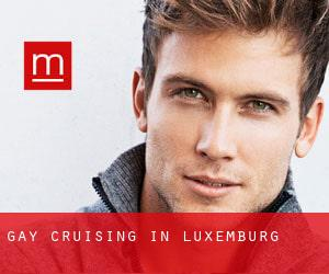 Gay cruising in Luxemburg