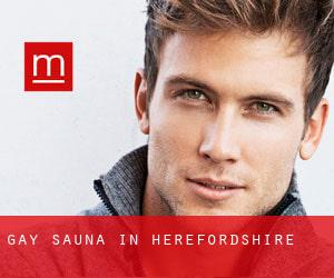 Gay Sauna in Herefordshire